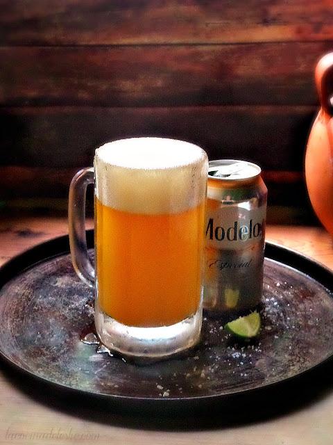 Beer Mimosa - lacocinadeleslie.com