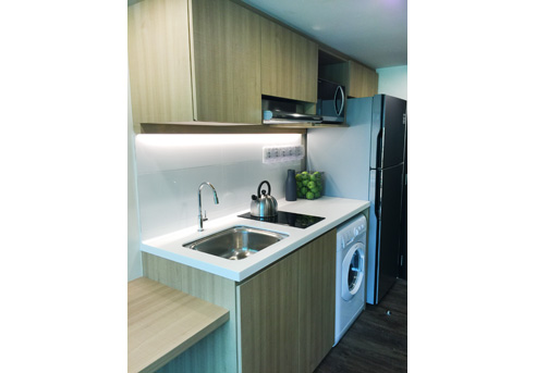 One Tree at Outram Loft Suites - Kitchen