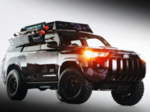 2016 Toyota FJ Cruiser Favorite Redesign