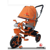 exotic 1259 bmx tricycle