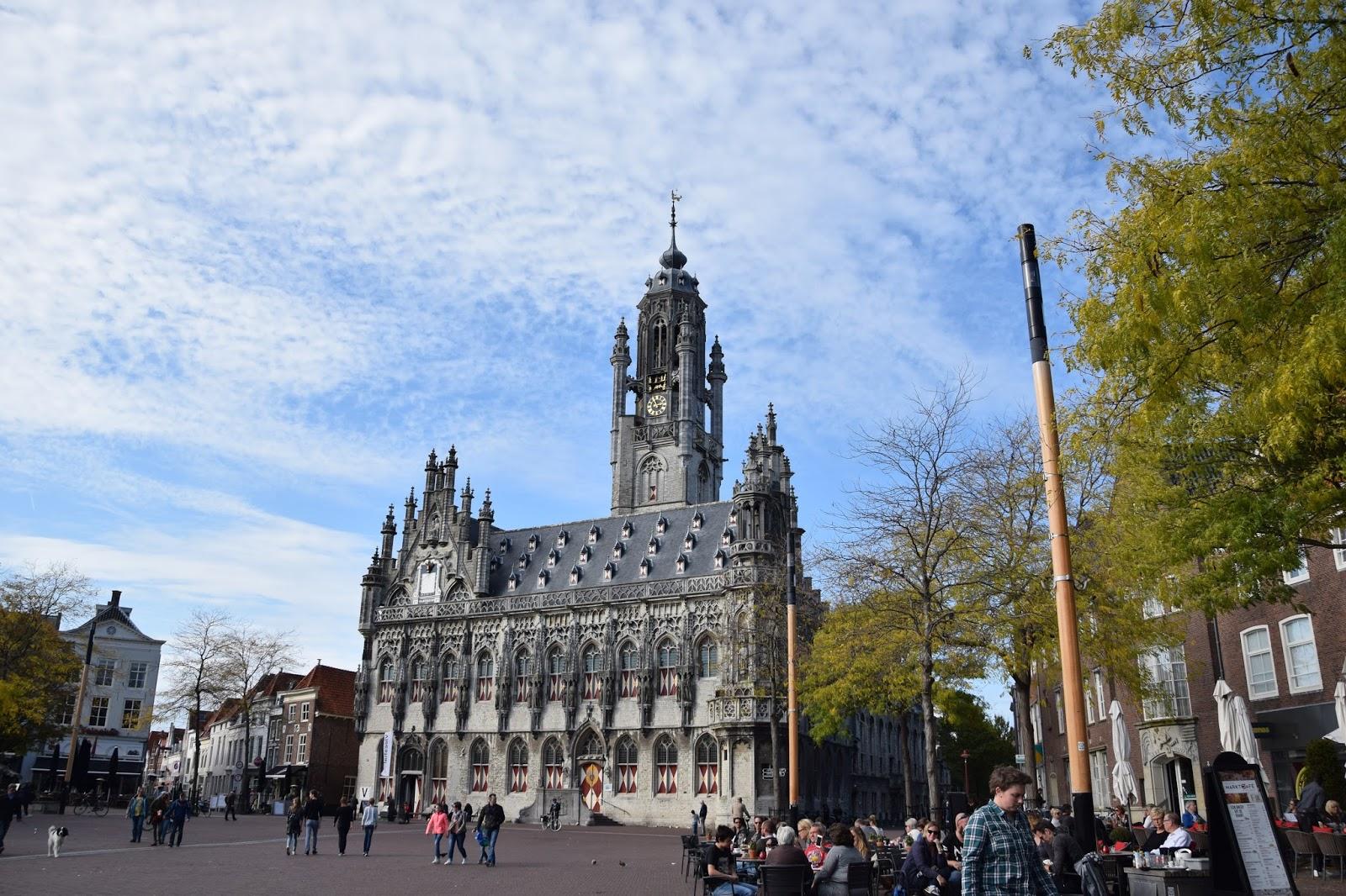 Middelburg ratusz