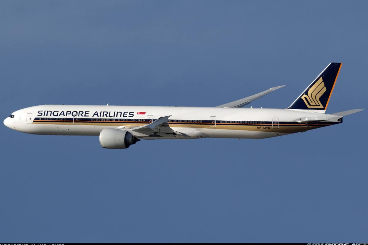 Charles Ryan's Flying Adventure: Enjoying Singapore ... - photo#22