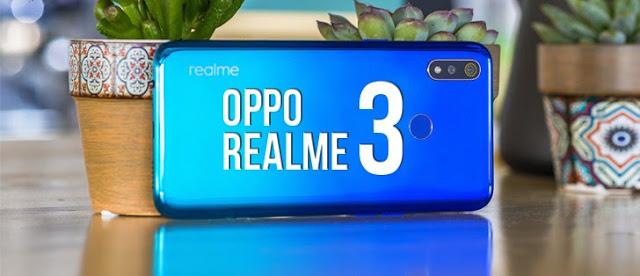Oppo Realme 3 Masuk Indonesia 12 Maret 2019