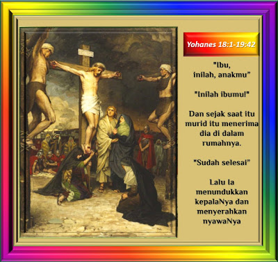 Yohanes 18:1-19:42