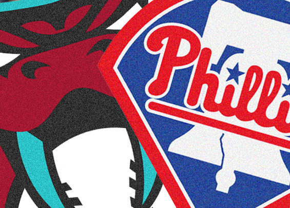 Philadelphia travels to Arizona as the Phillies look to build off yesterday's win