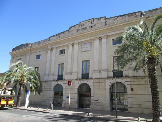 Hiszpania, Reus, Costa Dorada, Tarragona, Hospital de Sant Joan