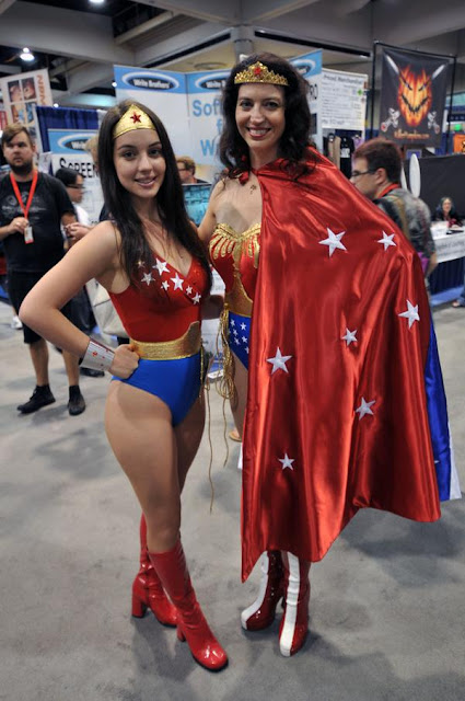 Costume of Wonder Woman