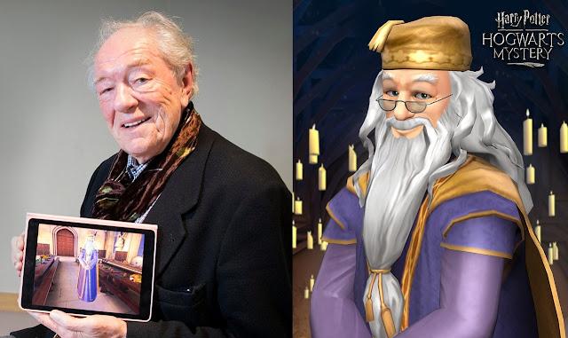 Notas OFB #4 | BOM: Data de lançamento de 'Harry Potter: Hogwarts Mystery' é divulgada e atores dos filmes vão dublar seus personagens | Ordem da Fênix Brasileira