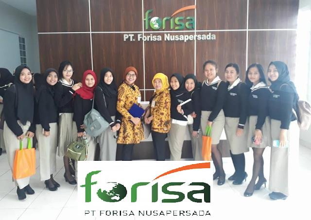 Lowongan Kerja SMA SMK D3 S1 PT. Forisa Nusapersada, Jobs: Operator Forklift, Assistant Brand Manager, Web Programmer, Area Sales Promotion Supvervisor, Etc.