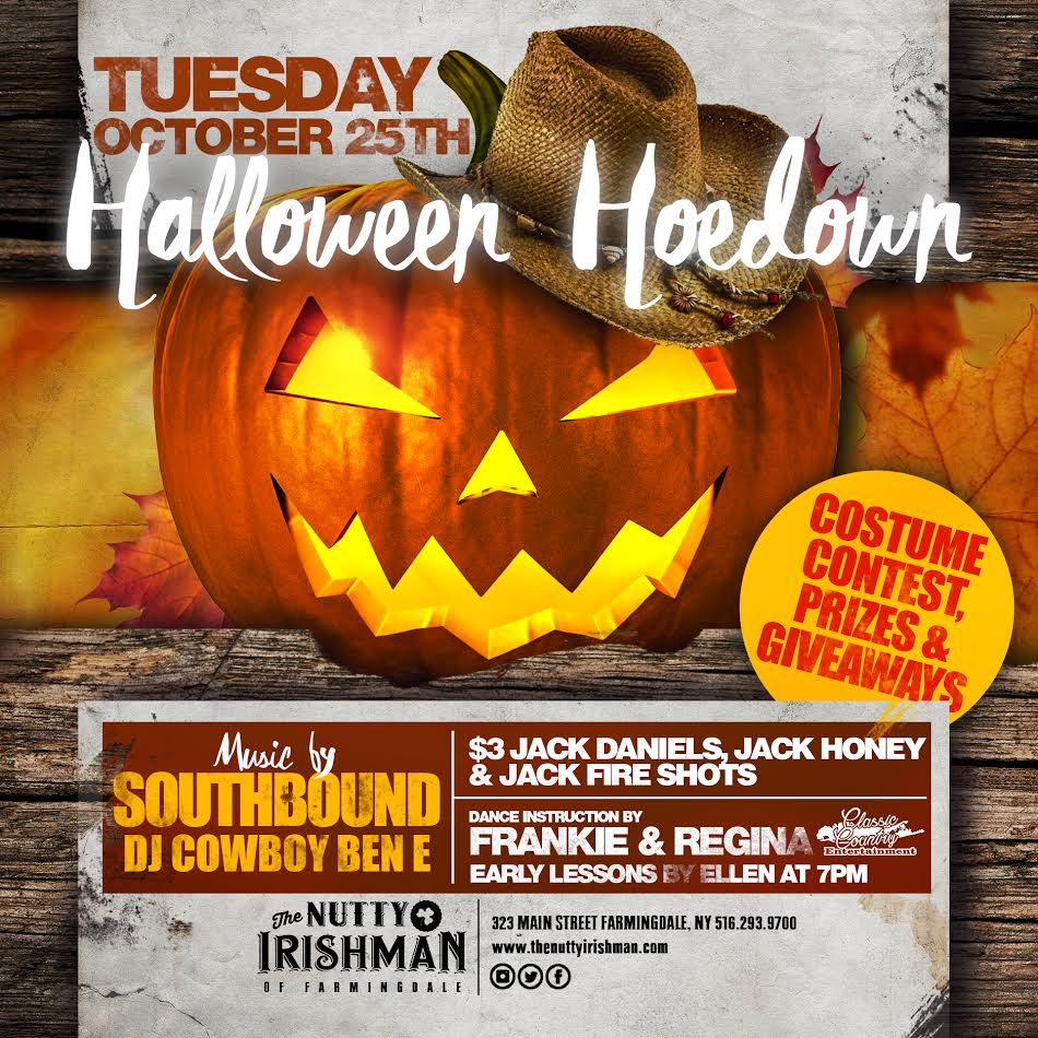 Nutty Country Halloween Party at The Best Bar in Long Island, The ...