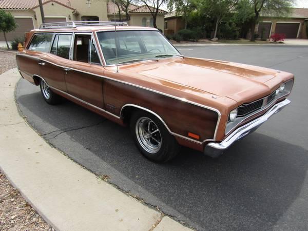 1969 Dodge Coronet Wagon For Sale Buy American Muscle Car