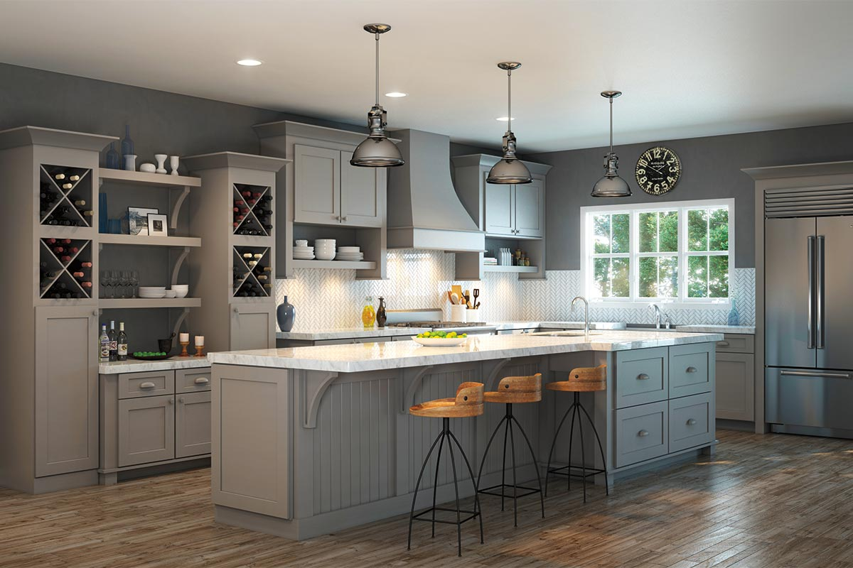 waypoint kitchen cabinets small remodeling living spaces 650f