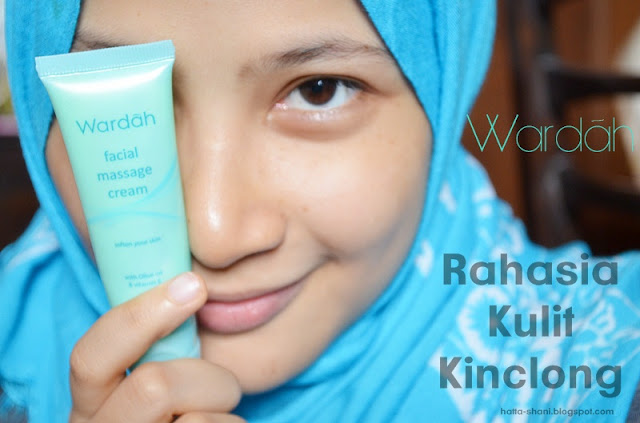 Wardah facial massage cream review – Anne