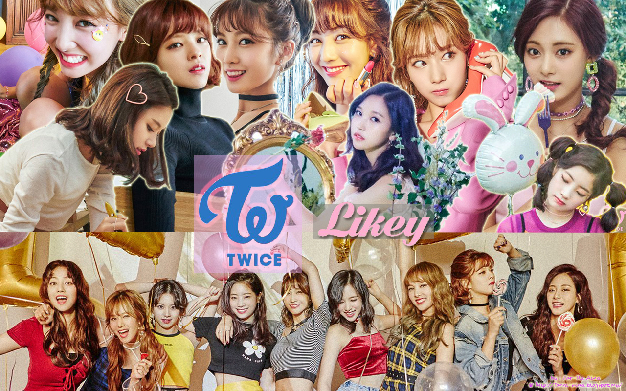 Likey Twice Names Www Topsimages Com