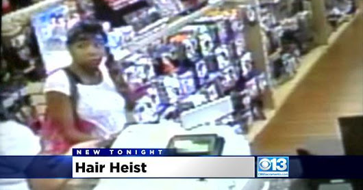 Another Round of Hair Extension Thefts Being Reported As Heists Become More Bizarre...and Expensive!