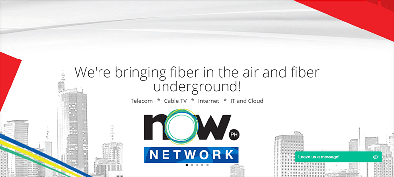 On The Air Fiber Internet Speed? Now Possible With NOW Corporation!