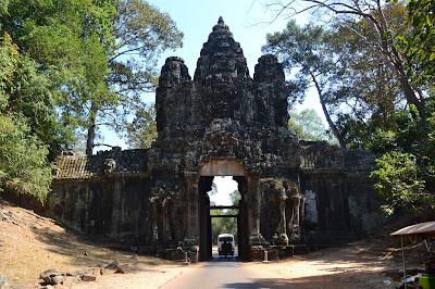 Gerbang Angkor Thom