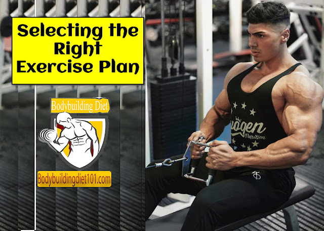 Selecting the Right Exercise Plan
