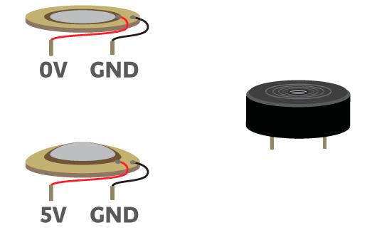 Circuito Zumbador Piezoelectrico : Proyectos de tecnologÍa el buzzer o zumbador