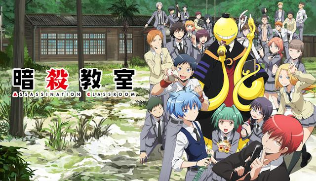 descargar Ansatsu Kyoushitsu (TV) 2 Season capitulos (25/25) sub español