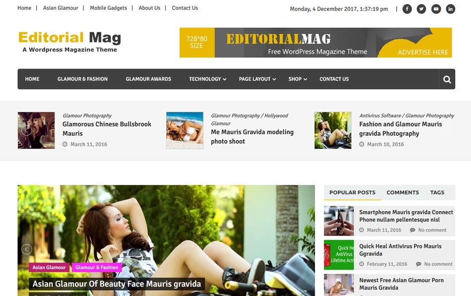 editorialmag-wp-temasi