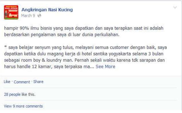 3 Langkah Dahsyat Jualan di Facebook