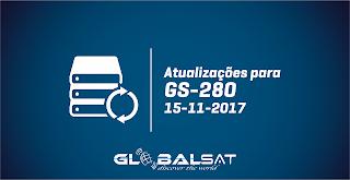 globalsat - GLOBALSAT GS-280 NOVA ATUALIZAÇÃO V1.87 23632802_1401540579968333_8272048696524436868_o