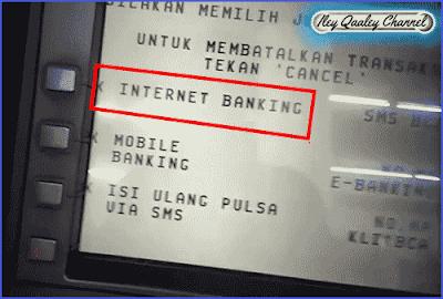 cara daftar BCA mobile banking