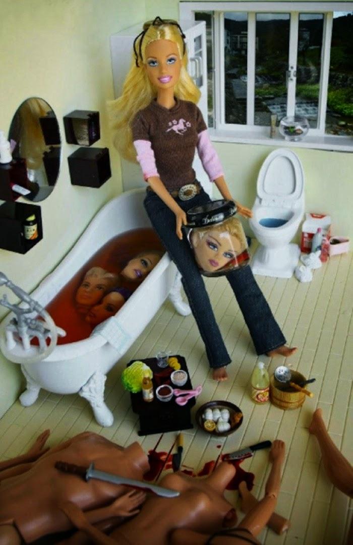 Mariel Clayton. Барби для взрослых