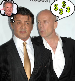 Bruce Willis wants more money for Expendables 3