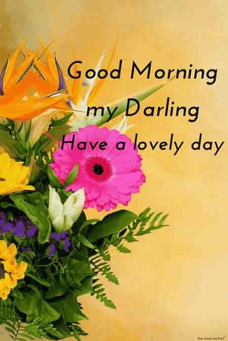 hd bouquet gud morning wishes