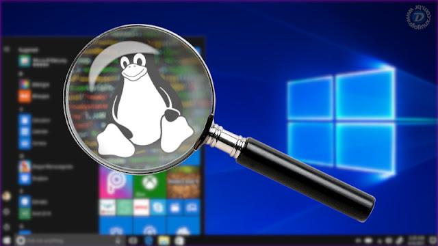 Kernel Linux dentro do Windows? Como assim?