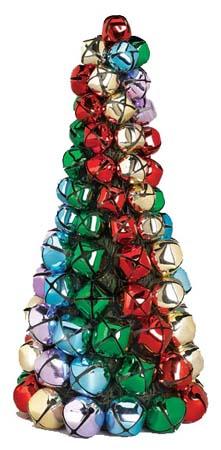 Christmas Craft Collection: Jingle Bell Christmas Tree Kit
