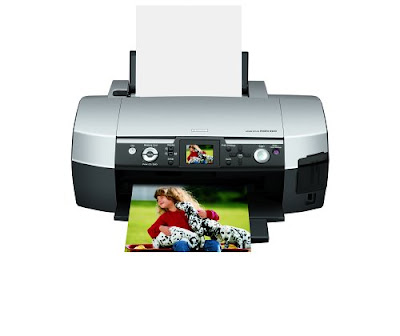 Epson Stylus Photo R340 Driver Download.