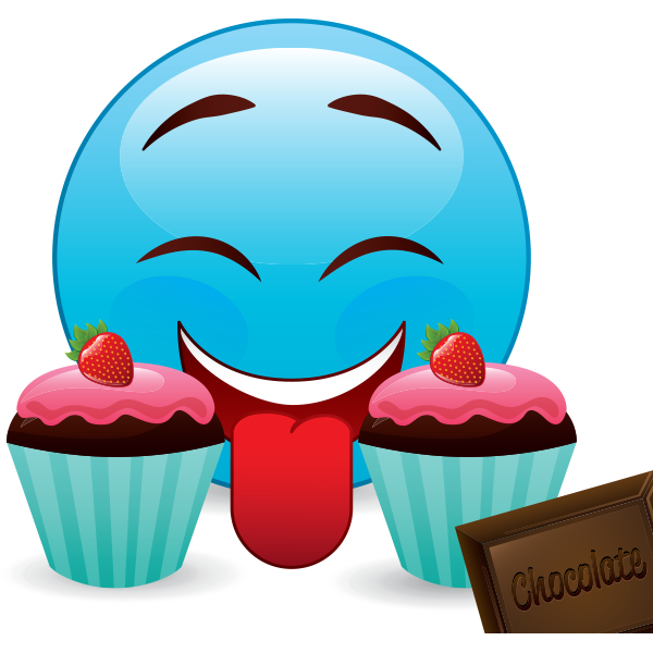 Cupcakes Smiley