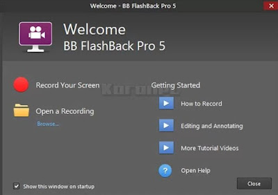 BB FlashBack Pro 5.23.0 Build 4205