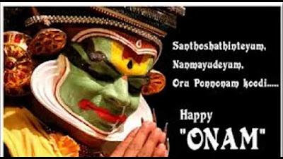 Onam Festival Date