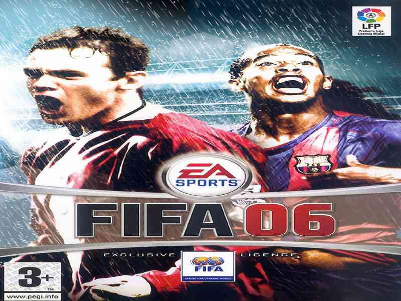 Fifa 06: road to fifa world cup hd gameplay youtube.