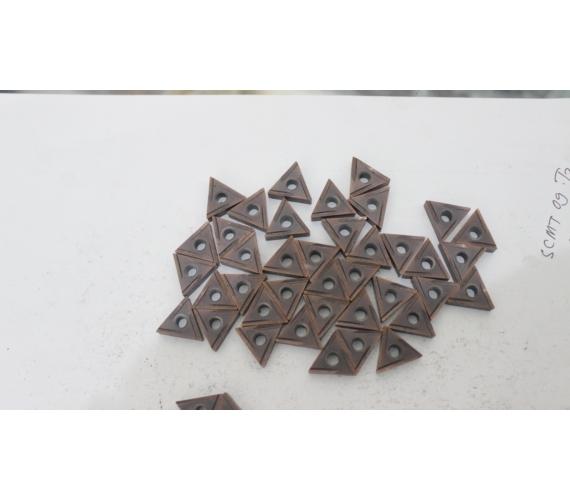 Insert Bubut TNGG 16 04 Carbide | Widia | Bekas | Pahat Bubut | Cutter