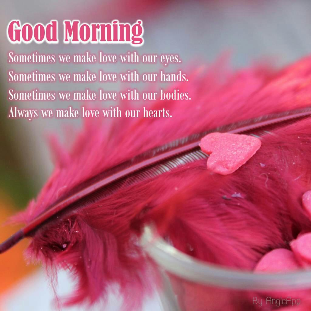 Good Morning Love Gifts With Quotes In 2018 Wallpapersages