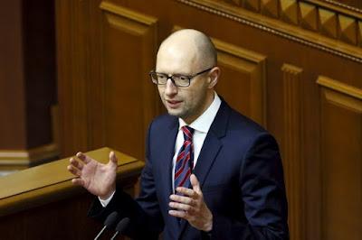 Арсеній Яценюк оголосив про свою відставку з посади прем'єр-міністра України.