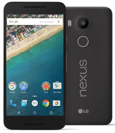 Nexus 5X 2017