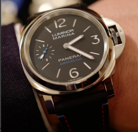 Panerai Oracle Team USA
