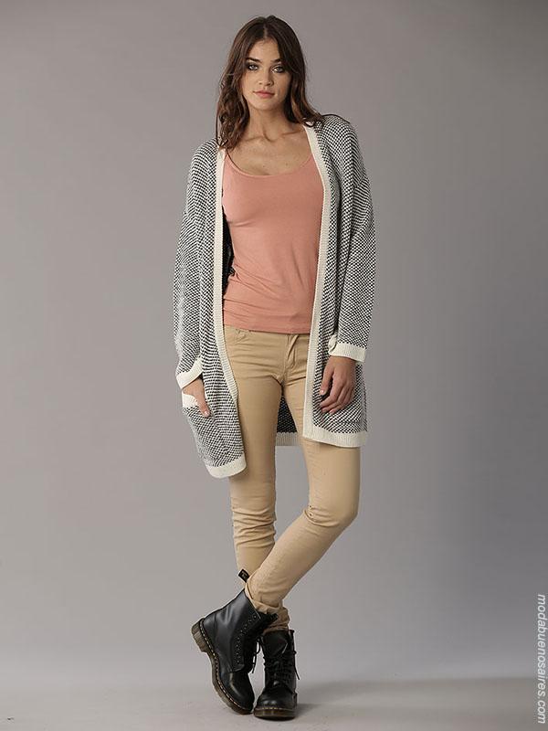 Sacos de moda mujer otoño invierno 2018. Moda invierno 2018 ropa de moda.