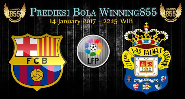 Prediksi Skor Barcelona vs Las Palmas