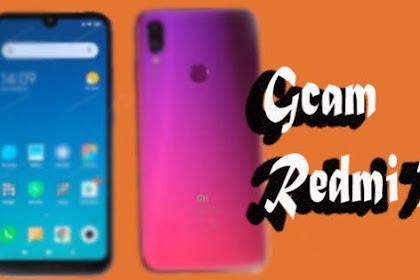 Cara Install Google Camera Redmi 7 dan Konfigurasi
