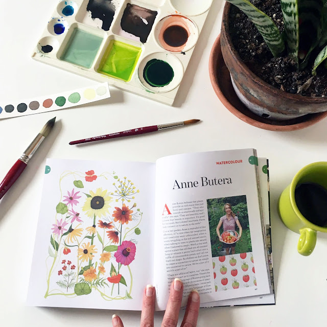 Botanica, UPPERCASE Publishing, UPPERCASE Encyclopedia of Inspiration, Anne Butera, My Giant Strawberry