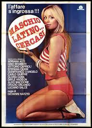 Maschio latino cercasi (1977)