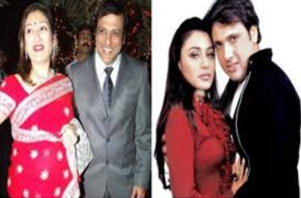 rani mukharji-govinda - back to bollywood