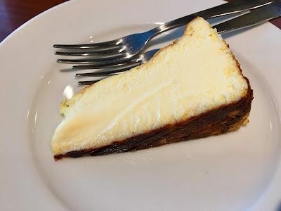 セバスチャンのバスクチーズケーキ
